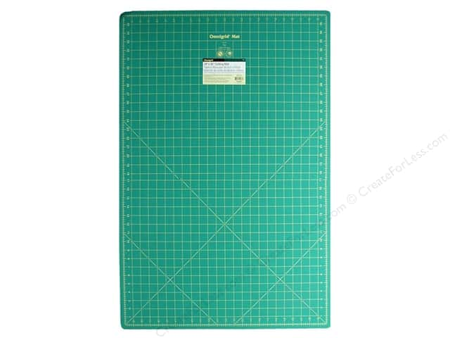 Omnigrid Cutting Mat 24 x 36 in. with 1 in. Grid