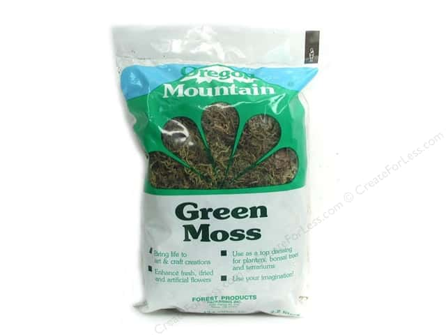 Oregon Mountain Moss Green 134 Cubic Inch Bag