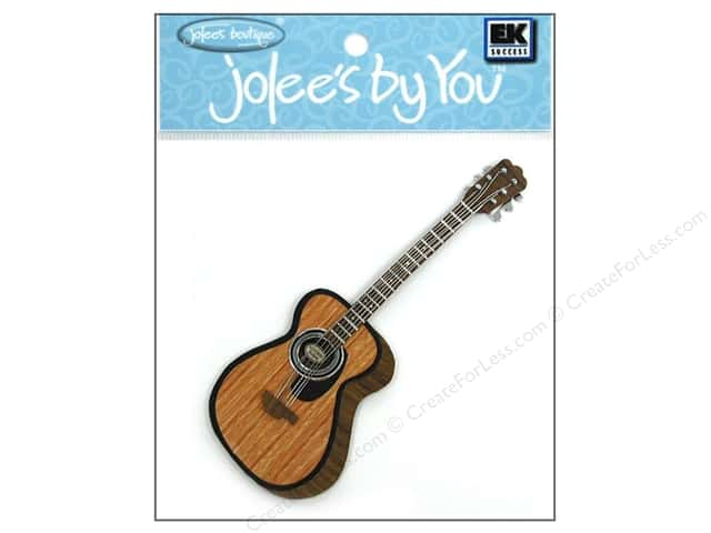 Jolee's By You Stickers Large Guitar