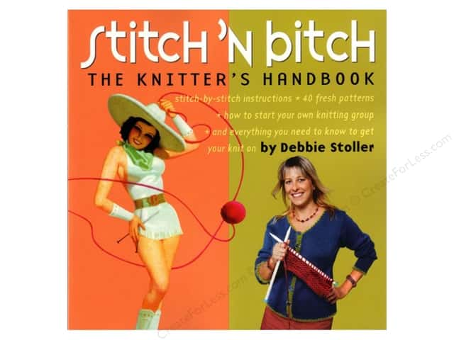 Workman Publishing Stitch 'n Bitch Book
