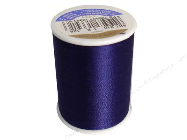 Coats & Clark All Purpose Thread 300 yd. #12A Freedom Blue