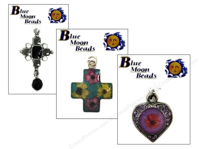 Blue Moon Pendants