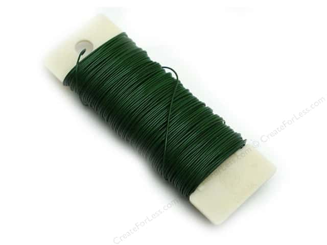 Panacea Paddle Wire 28 Ga Green
