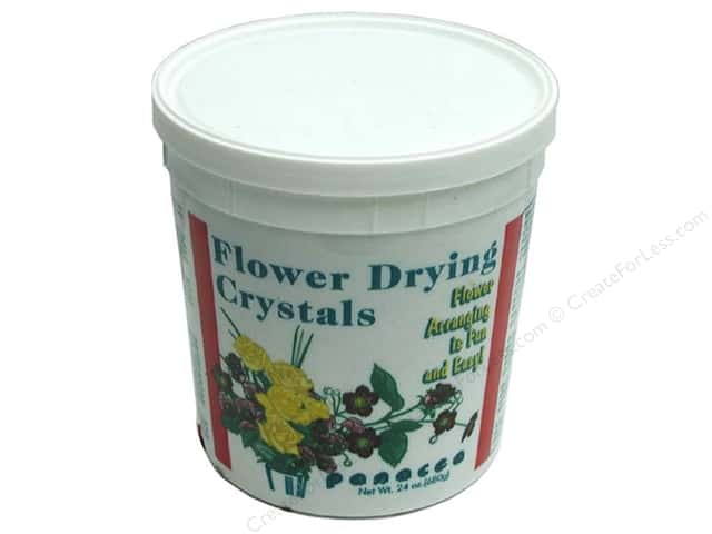 Panacea Flower Drying Crystals 24 oz