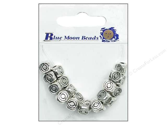 Blue Moon Beads Metal 3 Sided Large 20pc