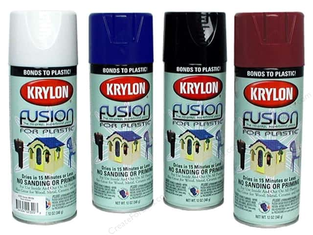 Krylon Fusion Paint 12oz