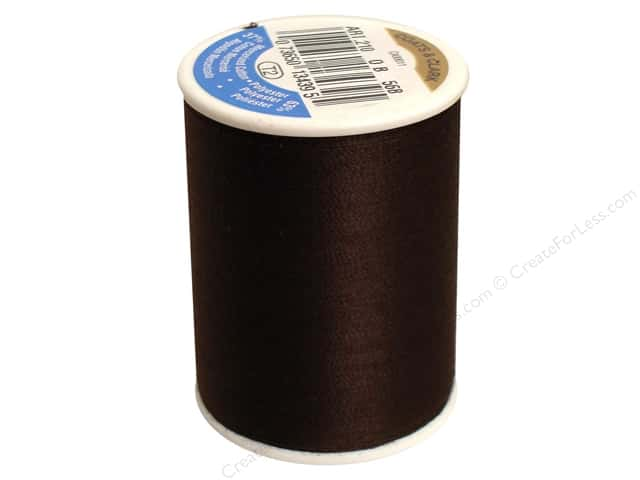 Coats & Clark All Purpose Thread 300 yd. #56B Cloister Brown