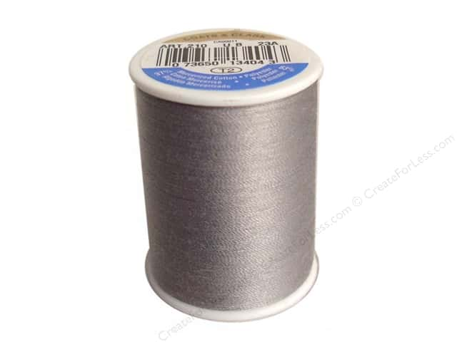 Coats & Clark All Purpose Thread 300 yd. #23A Nugrey