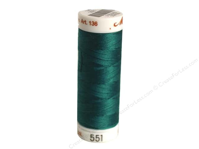 Mettler Cotton Machine Quilting Thread Size 40 150M Pineneedle