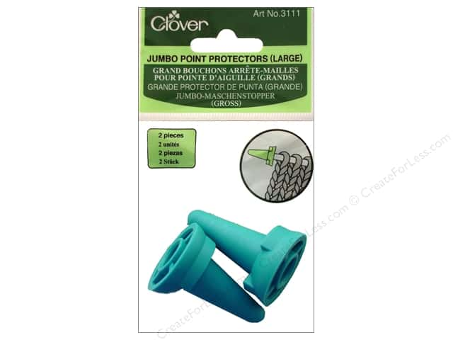Clover Jumbo Point Protectors Large 2 pc.
