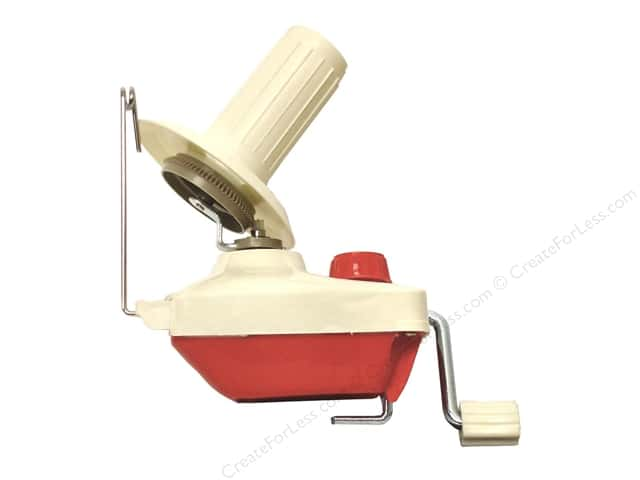 Lacis Wool Yarn Ball Winder Plastic 1 pc