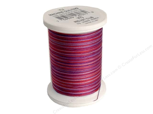 YLI Machine Quilting Thread 500 yd. #V70 Red Hat Club
