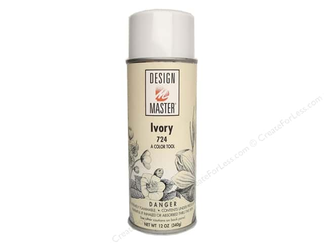 Design Master Colortool Paint Ivory 12oz