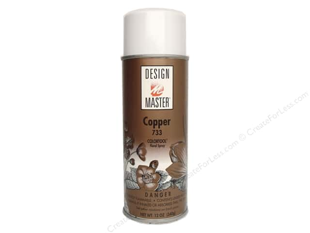 Design Master Colortool Paint Copper 11oz