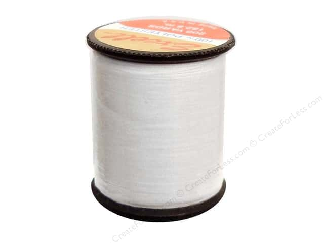 A&E Excell Thread White (6 spools)