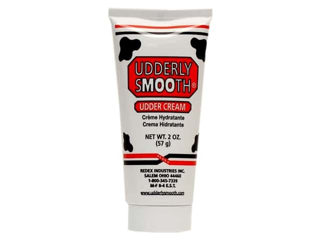 Redex Udderly Smooth Udder Cream 2 oz Tube