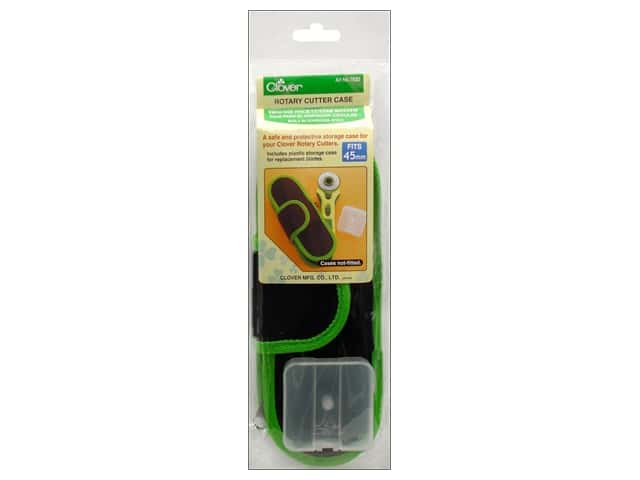 Clover Rotary Cutter Case 45 mm Lime Green