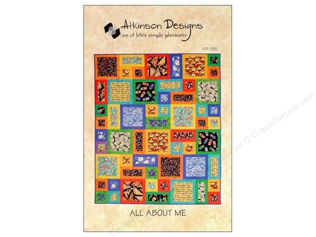 Atkinson Designs All About Me Pattern