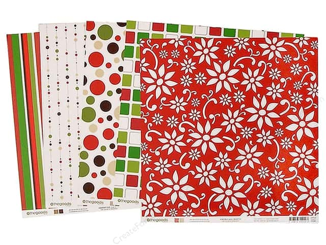 American Crafts 12 x 12 in. Paper