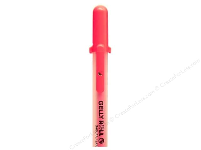 Sakura Gelly Roll Pen Moonlight Bulk Red (3 pieces)