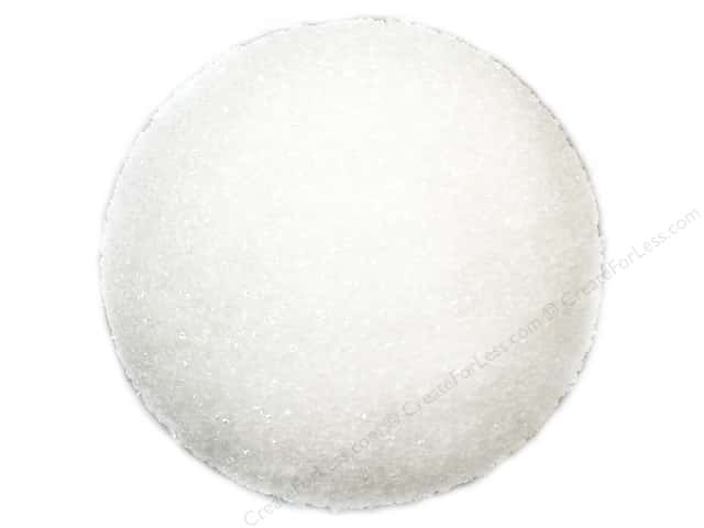 "FloraCraft Styrofoam Bulk Ball 2.5"" White (144 pieces)"