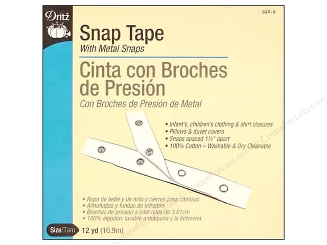 Snap Tape by Dritz 12 yd. (12 yards)