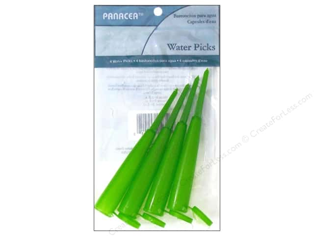 Panacea Floral Supplies Water Pick 4pc