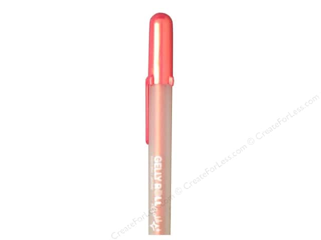 Sakura Gelly Roll Pen Gel Ink Shadow Bulk Gold Pink (3 pieces)