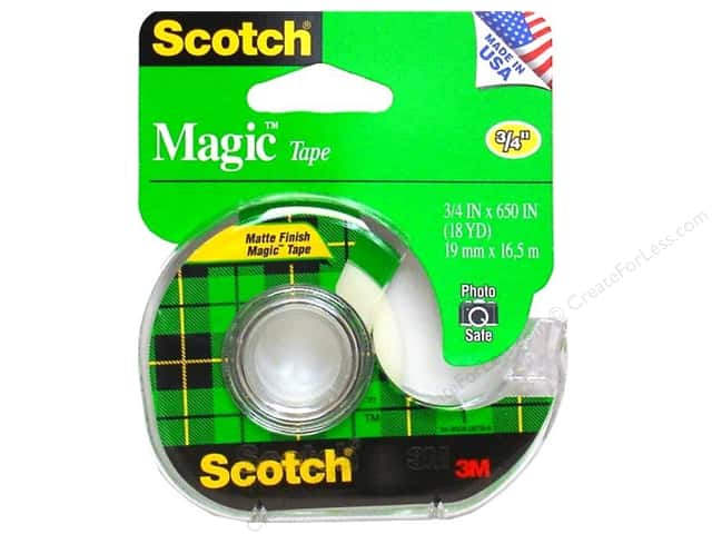"Scotch Tape Magic 3/4""x 650"""