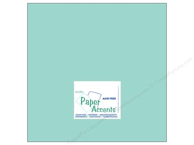 Cardstock 12 x 12 in. #8034 Muslin Mediterranean by Paper Accents (25 sheets)
