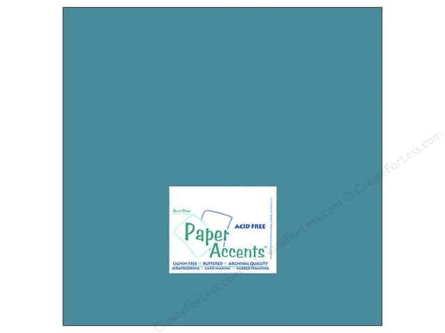 Cardstock 12 x 12 in. #8043 Muslin North Sea by Paper Accents (25 sheets)