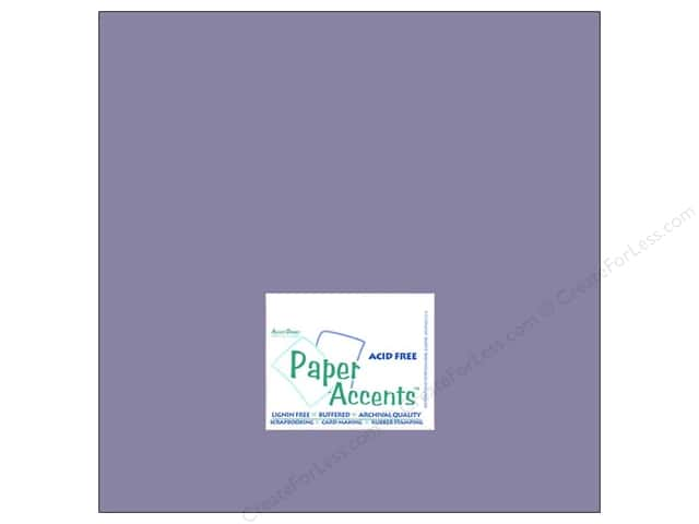 Cardstock 12 x 12 in. #8051 Muslin Love Potion by Paper Accents (25 sheets)