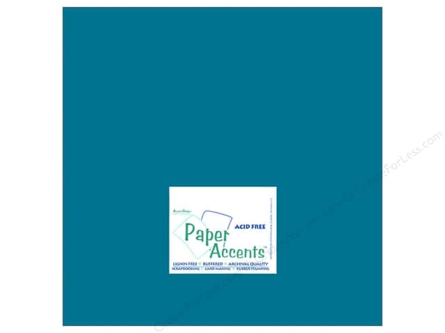 Cardstock 12 x 12 in. #8044 Muslin Great Lakes by Paper Accents (25 sheets)