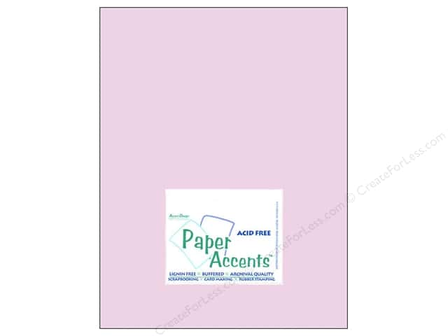Cardstock 8 1/2 x 11 in. #8053 Muslin Cool Heather by Paper Accents (25 sheets)