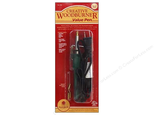 Walnut Hollow Creative Woodburner Value Pen with 4 Points