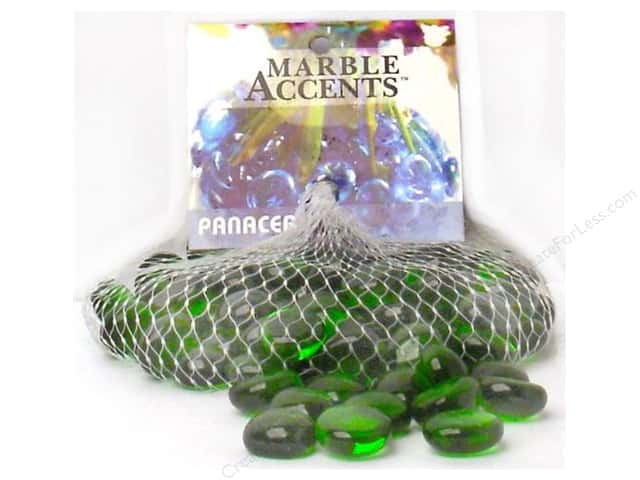 Panacea Glass Gems 12 oz. Forest Green