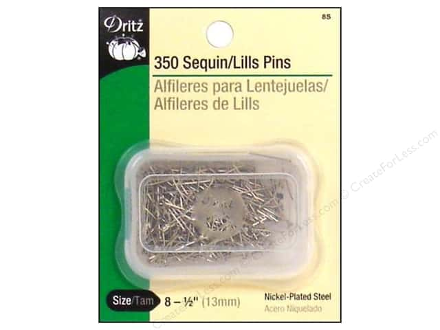 Dritz Pins Sequin Size 8 350pc
