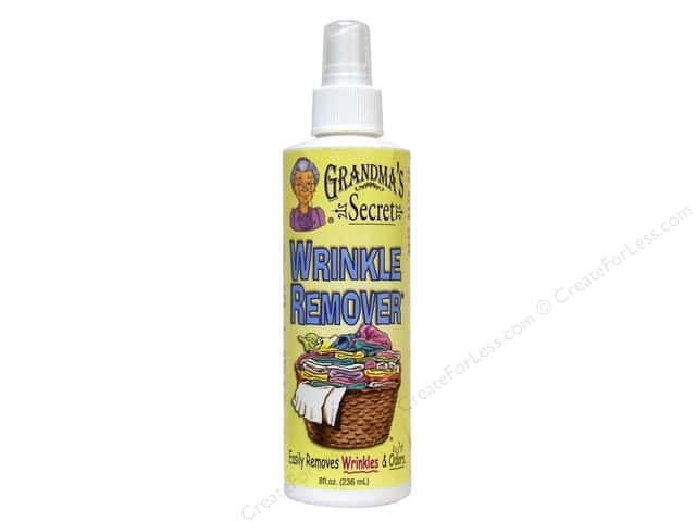 Grandma's Secret Wrinkle Remover Spray 8 oz