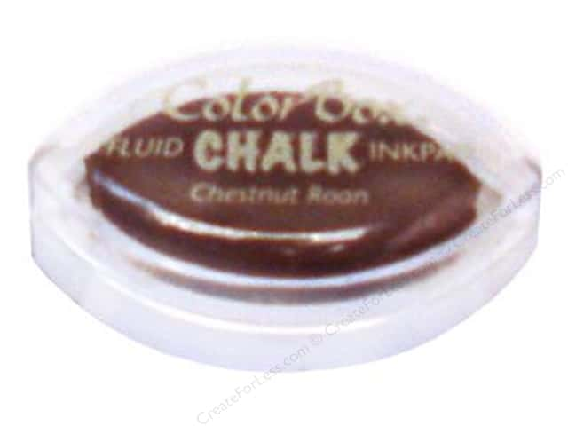 ColorBox Fluid Chalk Inkpad Cat's Eye Chestnut Roan