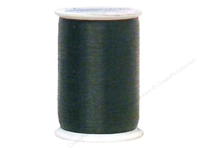 Signature Machine Quilt Transparent Thread Smoke