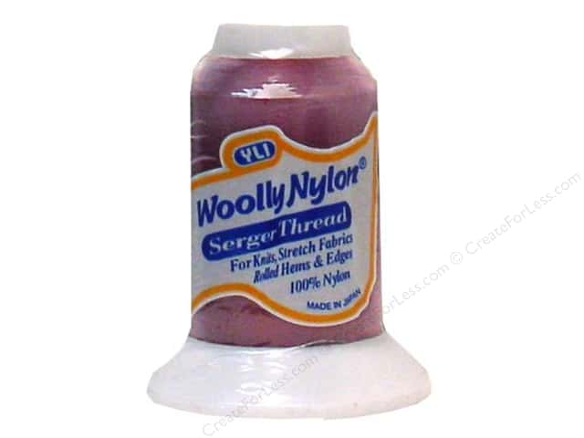 YLI Woolly Nylon Thread Original 1000M Burgundy