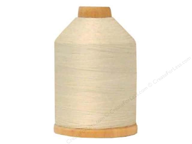 YLI 100% Cotton Quilting Thread 1000yd Natural
