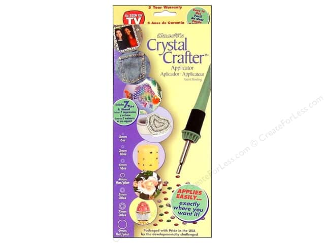 Kandi Applicator Crystal Crafter