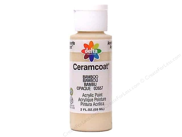 Ceramcoat Acrylic Paint by Delta 2 oz. Bamboo