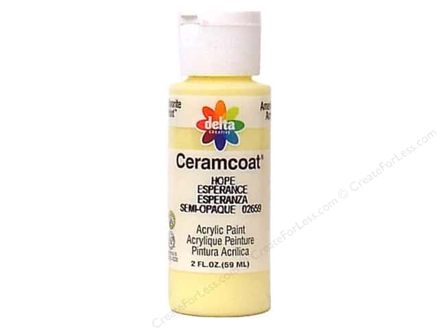 Ceramcoat Acrylic Paint by Delta 2 oz. Hope
