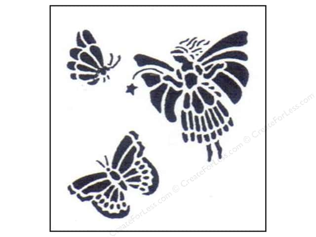 StenSource Painting Stencil Fairy