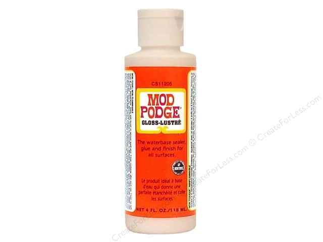 Plaid Mod Podge 4 oz. Gloss