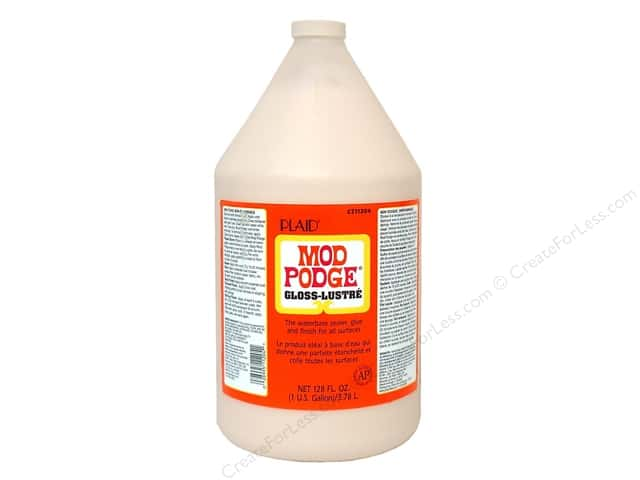 Plaid Mod Podge 1 Gallon Gloss