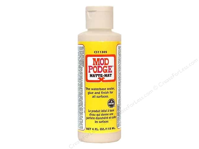 Plaid Mod Podge Matte 4 oz