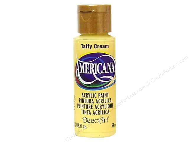 DecoArt Americana Acrylic Paint 2 oz. #05 Taffy Cream